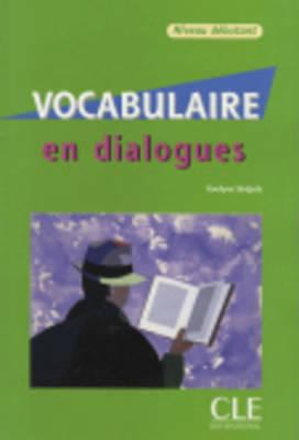 Vocabulaire En Dialogues + Audio CD (Beginner) 9782090352238
