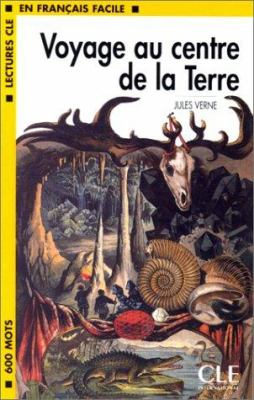 Voyage Au Centre de La Terre Book (Level 1) 9782090319170