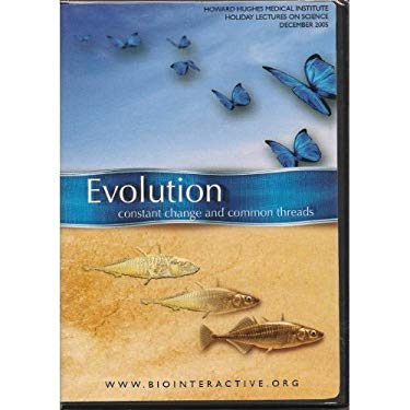 Howard Hughes Medical Institute: Evolution, Constant Change and Common Threads (2 DVD Set)