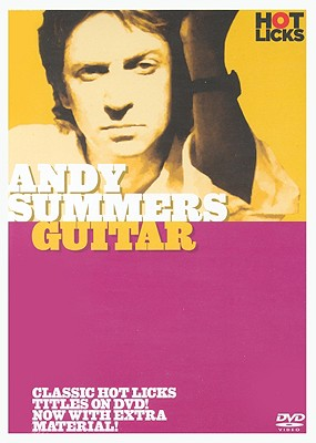 Andy Summers Hot Licks: Guitar