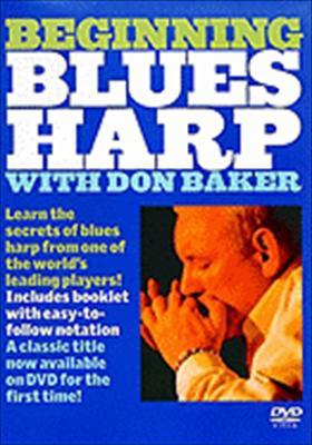 Beginning Blues Harp Don Baker