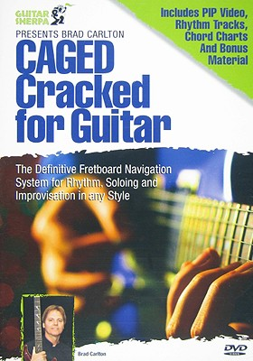 Brad Carlton: Caged Cracked for Guitar