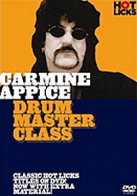 Carmine Appice Hot Licks: Drum Master Class