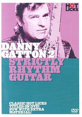 Danny Gatton 2 Strictly Rhythm Guitar