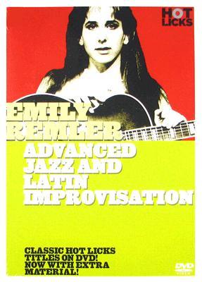 Emily Remler Hot Licks: Advanced Jazz & Latin Improvisation