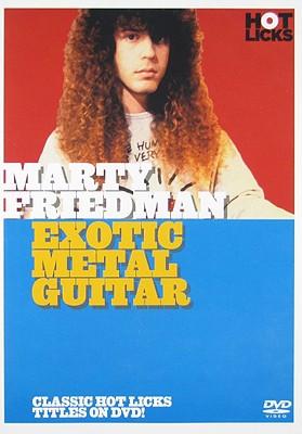 Exotic Metal Guitar