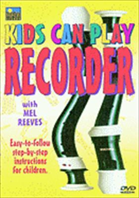 Kids Can Play Recorder 0752187437963
