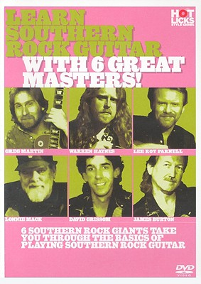 Learn Southern Rock Guitar Hot Licks