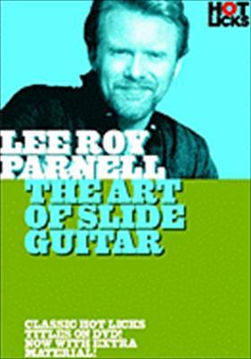 Lee Roy Parnell Hot Licks: The Art of Slide Guitar