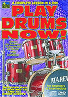 Play Drums Now!