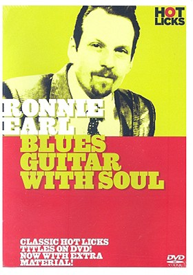 Ronnie Earl-Blues Guitar with Soul