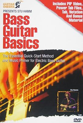 Stu Hamm: Bass Guitar Basics