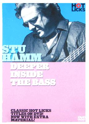 Stu Hamm Hot Licks: Deeper Inside the Bass