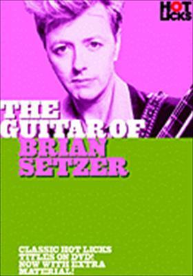 The Guitar of Brian Setzer Hot Licks