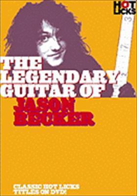 The Legendary Guitar of Jason Becker Hot Licks
