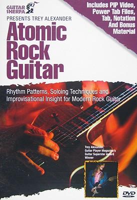 Trey Alexander: Atomic Rock Guitar