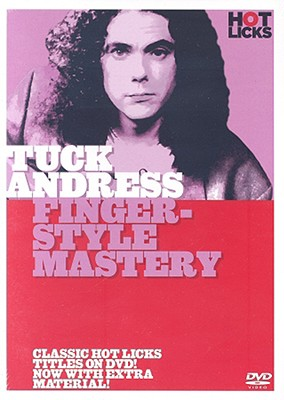 Tuck Andress Fingerstyle Mastery