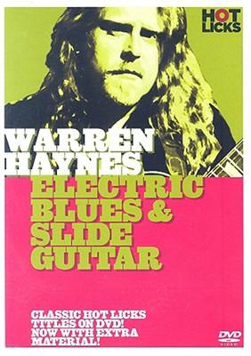 Warren Haynes Electric Blues & Slide Guitar