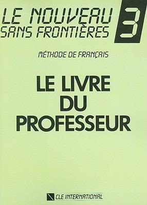 Le Nouveau Sans Frontieres: Methode de Francais 9782190334738
