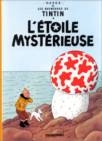 L' Etoile Mysterieuse = The Shooting Star 9782203001091