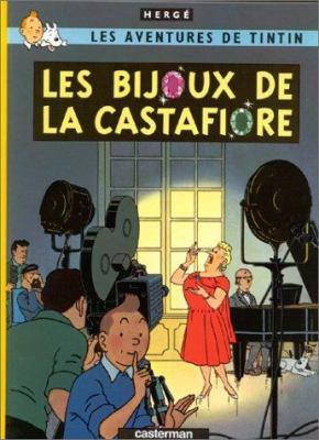 Les Bijoux de La Castafiore = Castafiore Emerald 9782203001206