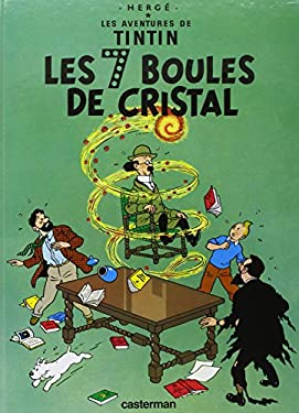 Les 7 Boules de Cristal = The Seven Crystal Balls 9782203001121