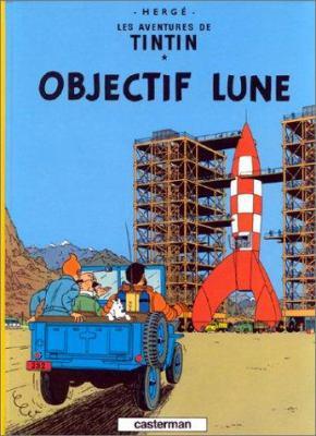 Objectif Lune = Destination Moon 9782203001152