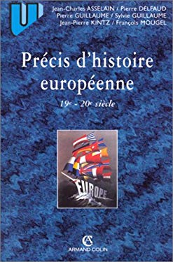 Prcis d'histoire europenne (2me dition)