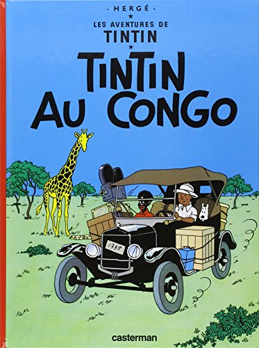 Tintin Au Congo = Tintin in the Congo 9782203001015