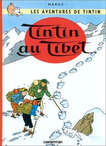 Tintin Au Tibet = Tintin in Tibet 9782203001190
