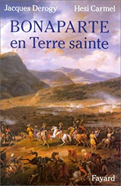 Bonaparte En Terre Sainte 9782213025544
