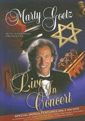 Marty Goetz: Live in Concert [With CD]