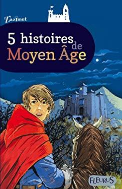le mystre du donjon ; 6 histoires de Moyen-ge - Bertherat, Marie, Castello, Barbara, Deloche, Pascal, Heliot