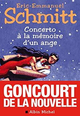 Concerto a la Memoire D'Un Ange 9782226195913