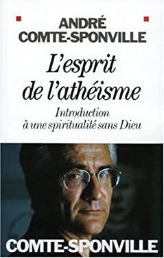 Esprit de L'Atheisme (L') 9782226172730