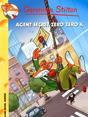 L'Agent Secret Zero Zero K N53 9782226209443
