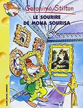 Le Sourire de Mona Sourisa N1 9782226140418