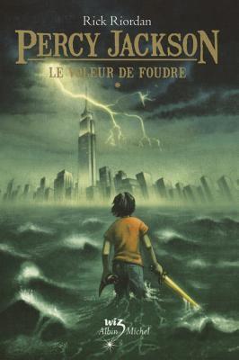 Percy Jackson T01 Le Voleur de Foudre -Film 2010 9782226207180