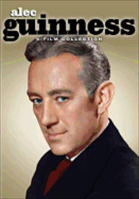 Alec Guinness 5 Film Collection