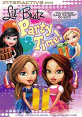 Bratz: Lil Bratz Party Time