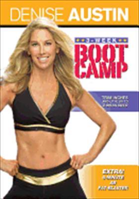 Denise Austin: 3 Week Bootcamp