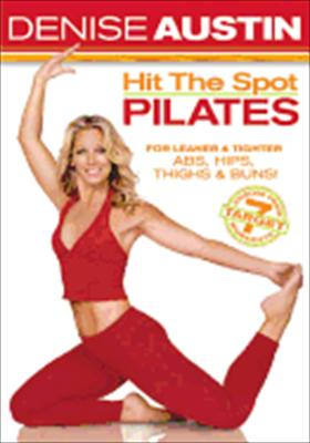 Denise Austin: Hit the Spot Pilates 0012236181422