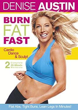 Denise Austin: Burn Fast Cardio Dance 0012236185291