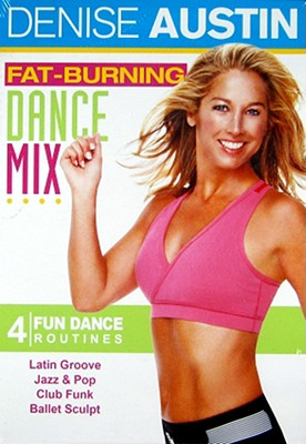 Denise Austin: Fat-Burning Dance Mix 0012236205852