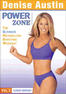 Denise Austin Power Zone: Ultimate Metabolism Boosting Workout