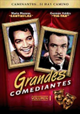 Grandes Comedianantes