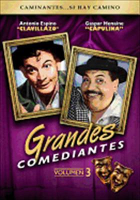 Grandes Comediantes Vol. 3
