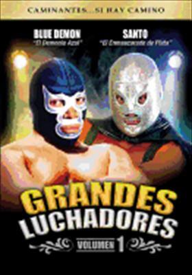 Grandes Luchadores Volume 1