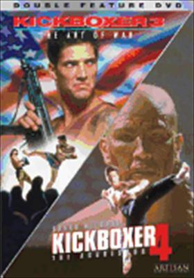 Kickboxer 3 & 4