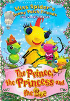 Miss Spider's: The Prince, the Princess & the Bee 0012236196679